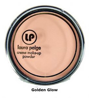 Laura Paige - Fast makeup pudder golden glow