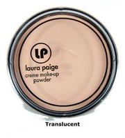 Laura Paige - Fast makeup pudder translucent