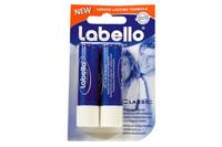 Labello classic læbepomade 2 stk.