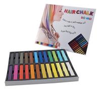 24 farver hårkridt